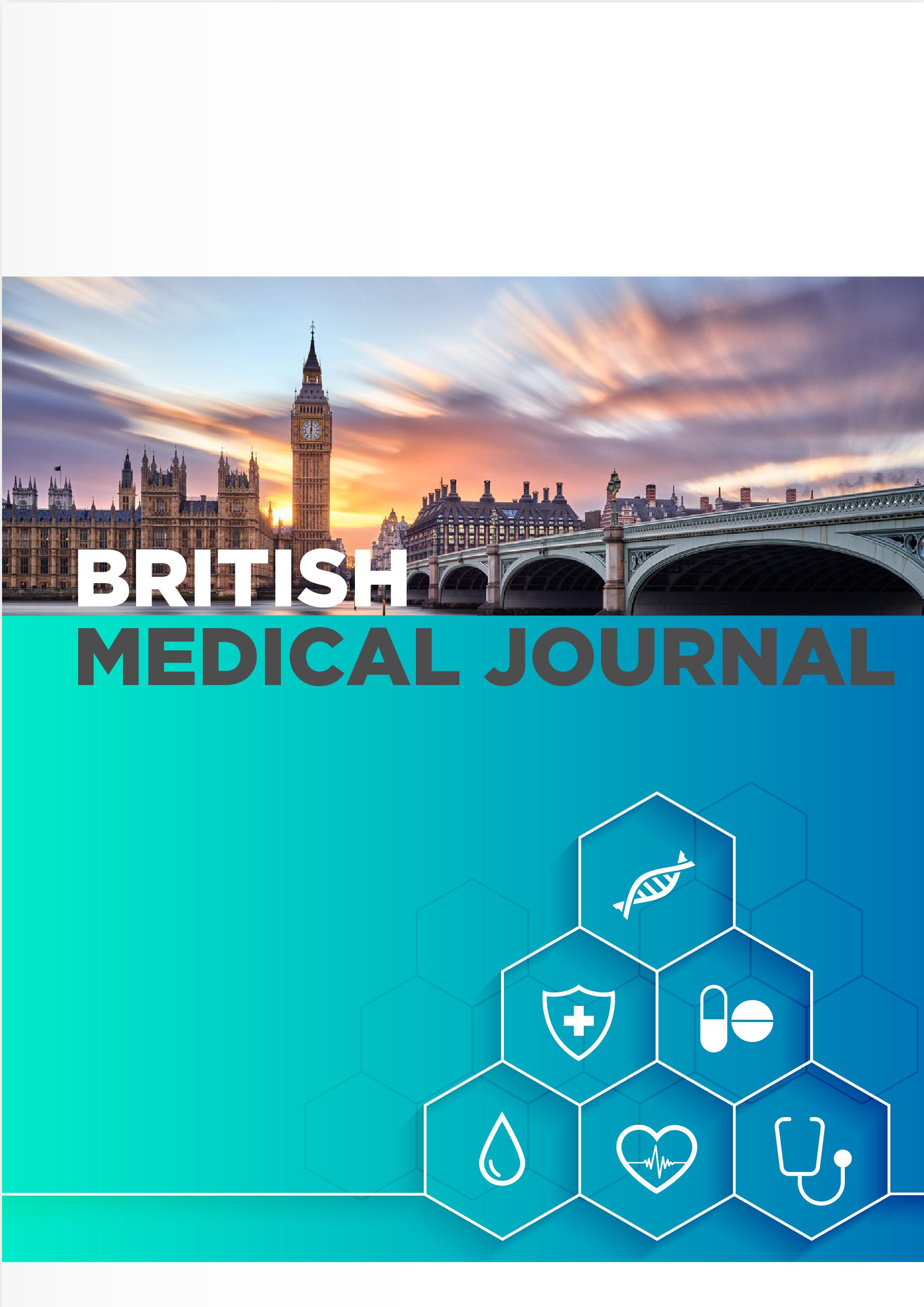 View Vol. 1 No. 2 (2021): British Medical Journal